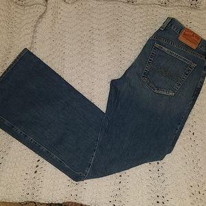 Lucky Brand jeans Bell Bottom